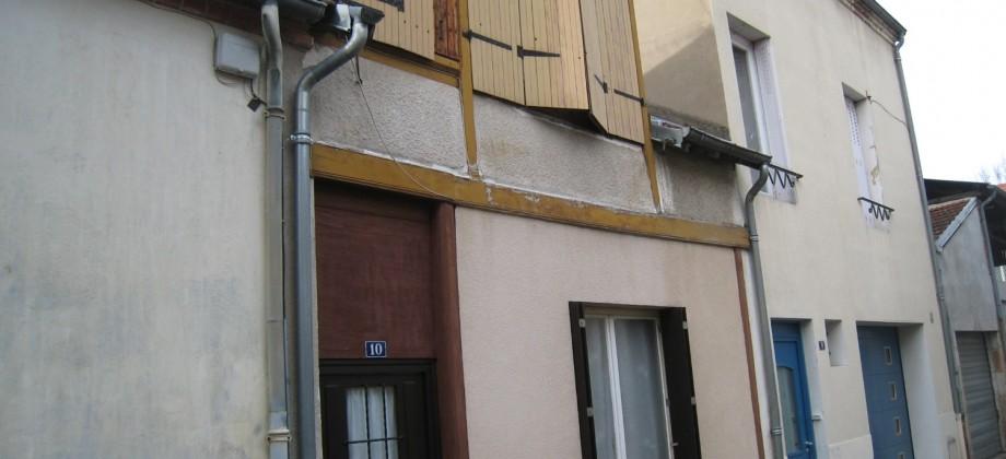 Vichy, maison de ville