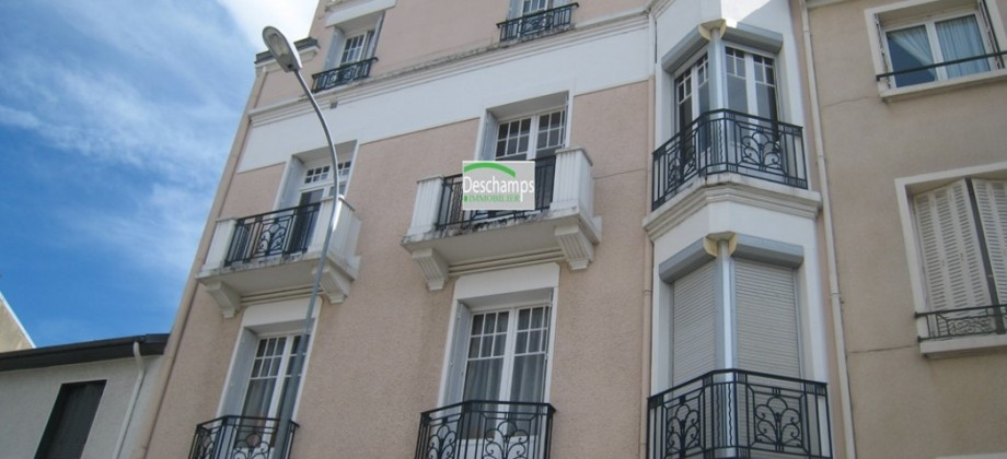 Appartement F3 traversant coeur Jeanne d'Arc