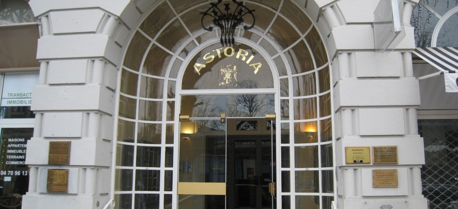 Studio résidence Astoria