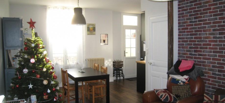 Vichy, jolie maison entièrement rénové