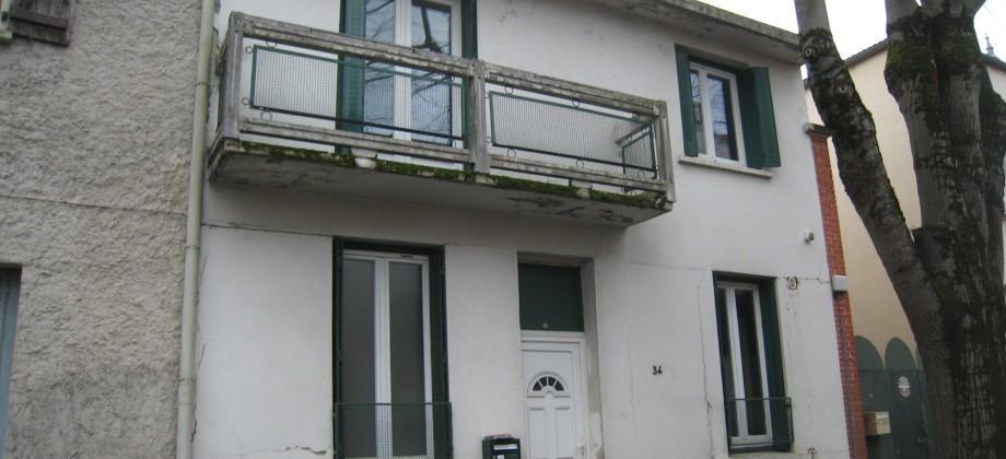 Maison Vichy 100m²