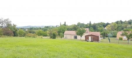 Superbe terrain viabilisé avec vue à 20€/m²