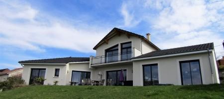 Superbe maison contemporaine