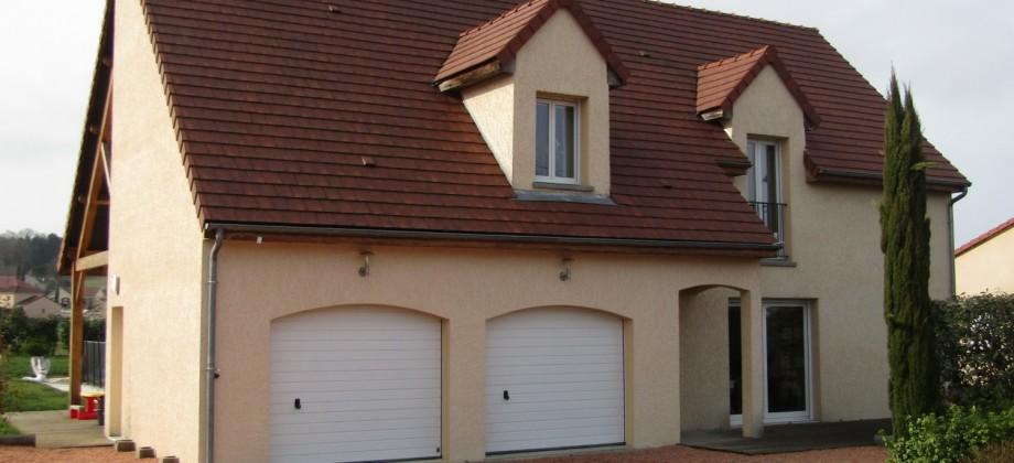 Belle villa récente Bellerive/Allier