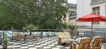 Appartement de standing, terrasse, parking