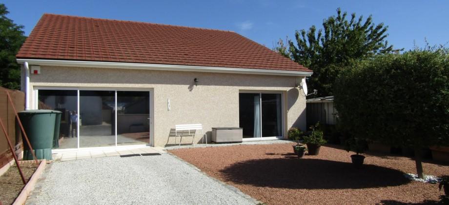 Maison 140m², état neuf