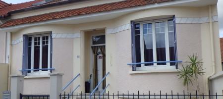 Vichy – Maison avec jardin et garage