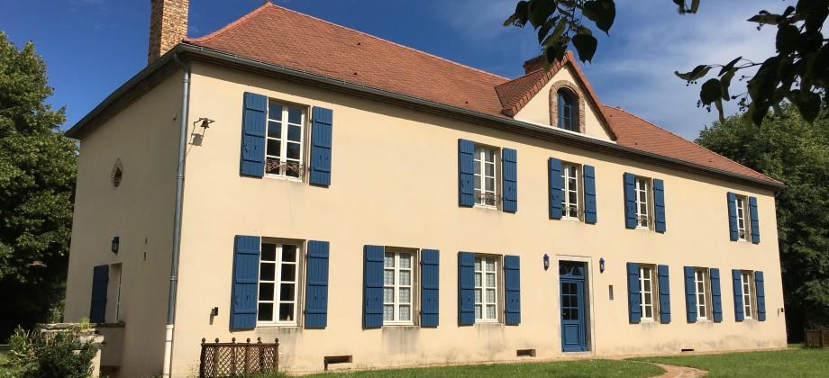 Superbe propriété hauteurs Vichy