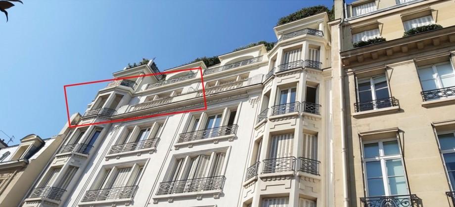 Paris 7ème – Rue Barbet de Jouy