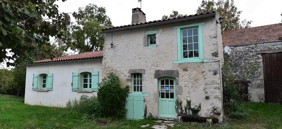 Maison et maison d'hôtes