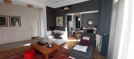 EXCLU – Luxueux appartement 154m² face parcs